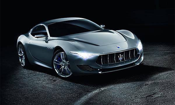 Серийную версию Maserati Alfieri превратят в электрокар