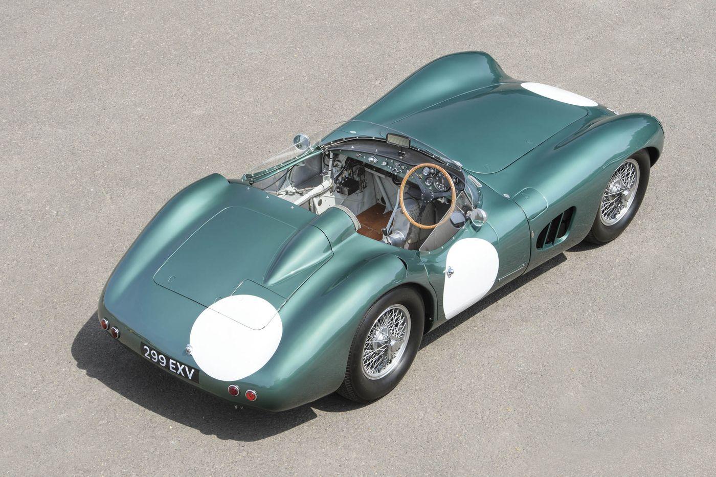 Aston Martin DBR1, 1956