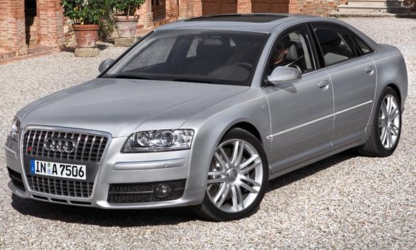 Audi S8 5.2 FSI