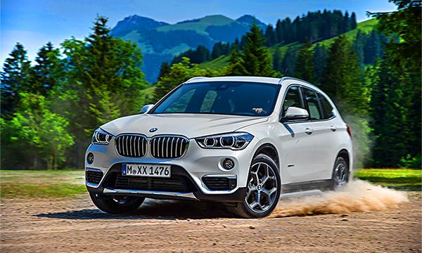Плоть от плоти. Тест-драйв BMW X1