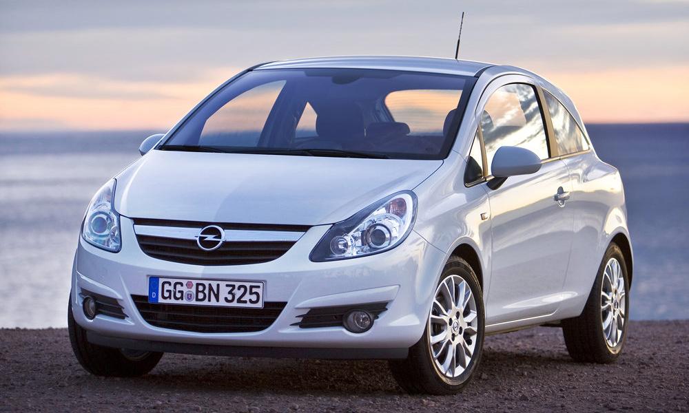 Обновленная Opel Corsa – продолжение следует