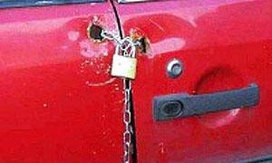 Британские угонщики не смогут угнать машину