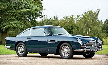 Aston Martin DB5 Пола Маккартни продали за полмиллиона долларов