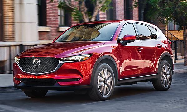 Mazda представила CX-5 нового поколения