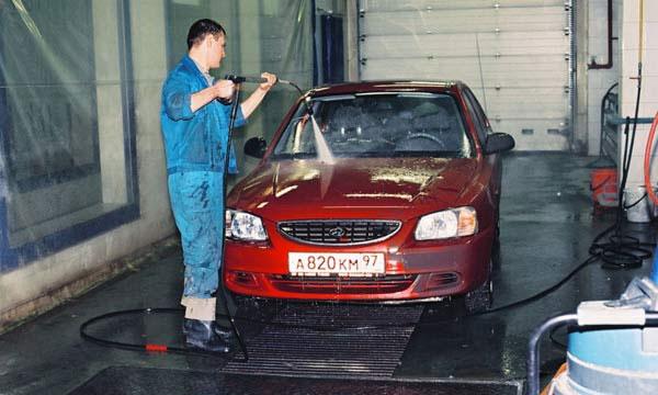 В Москве завершился городской месячник Чистый автомобиль