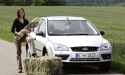 Ford C-Max будет кушать продукт перегонки зерна