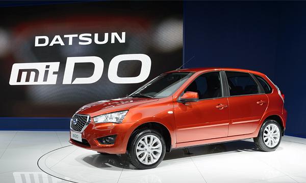 Datsun поднял цены на хэтчбек mi-DO