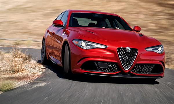 Alfa Romeo Giulia получила 276 –сильный мотор