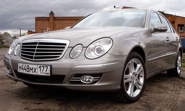 Mercedes вернулся в обойму