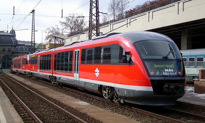 Скоростной поезд Desiro
