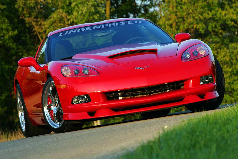 Chevrolet Corvette Twin Turbo Lingenfelter