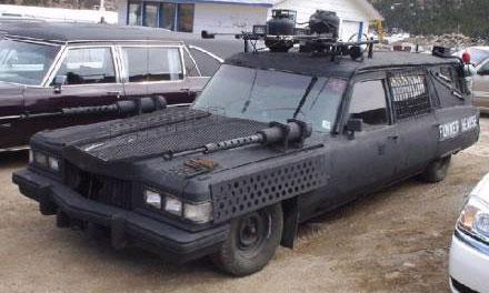 КАМАЗ будет делать бронированные автомобили
