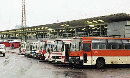 Только 30% междугородных автобусов оборудовали ремнями безопасности