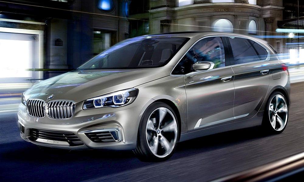 BMW 1-Series GT во всех деталях. ФОТО. ВИДЕО