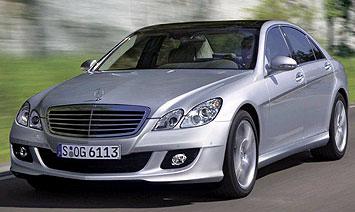 Новый Mercedes E-класс
