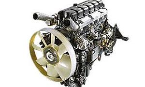 Двигатель Renault DCi11