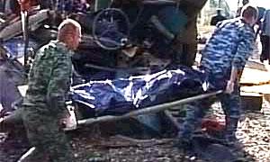 КрАЗ убил пятерых жителей Ханты-Мансийского округа