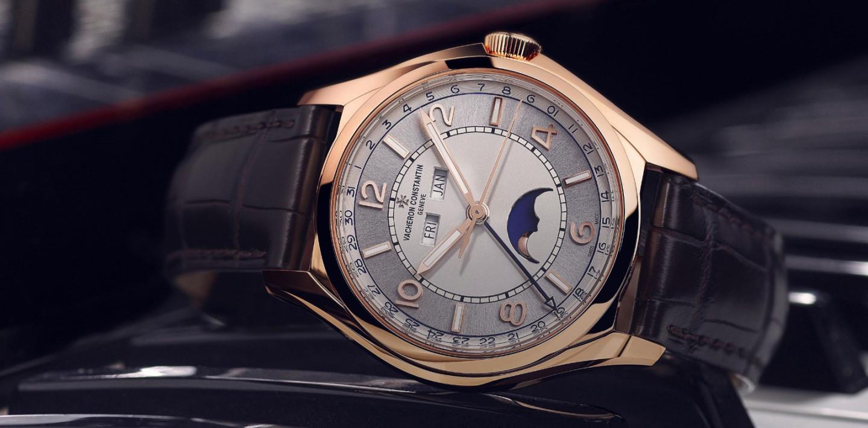 Часы Fiftysix, Vacheron Constantin