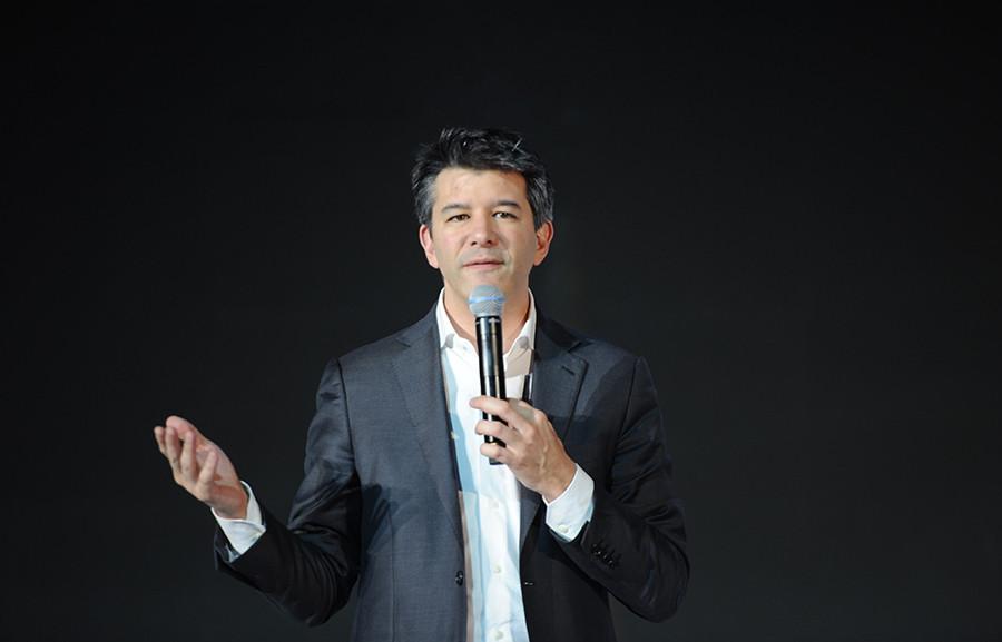 Трэвис Каланик