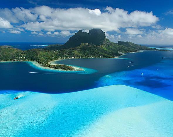 Среда обитания: названы лучшие острова мира