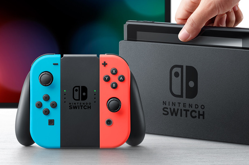 Фото: Nintendo Switch
