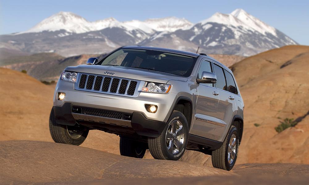 Jeep Cherokee как альтернатива правому рулю