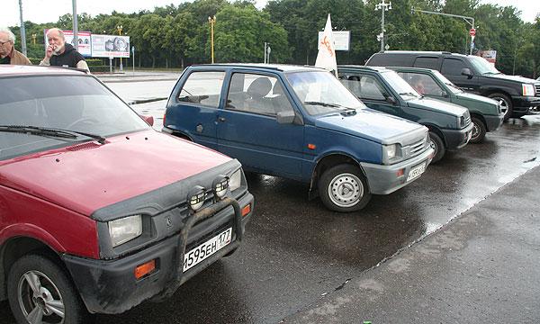 Ока с китайским двигателем дебютирует на Московском автосалоне
