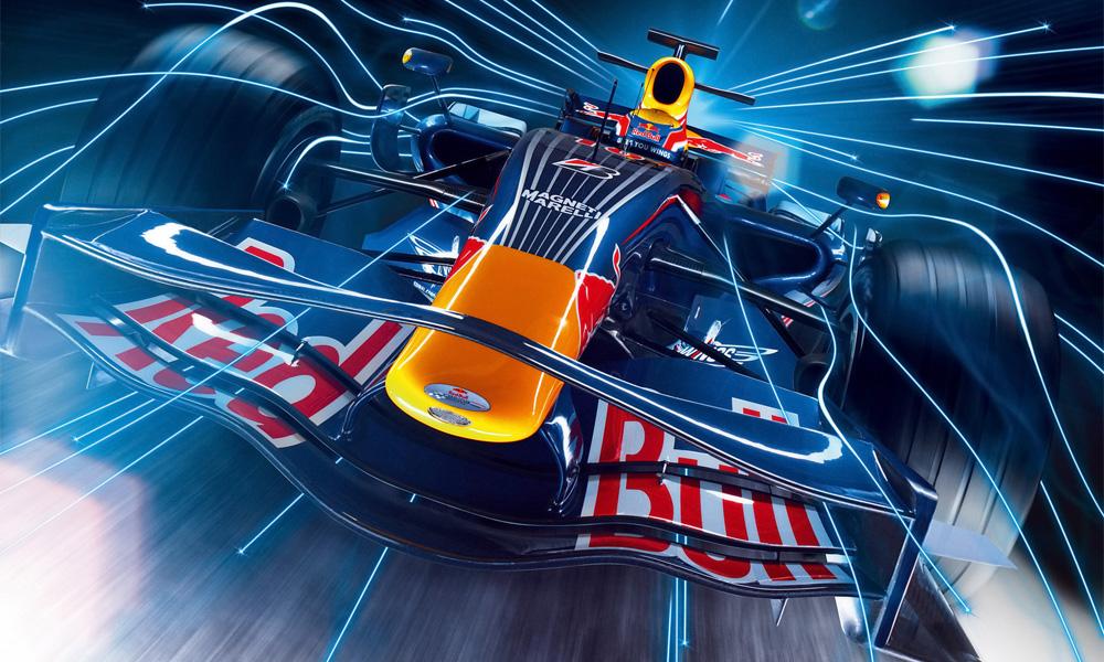 Red Bull покажет новый болид 1 февраля