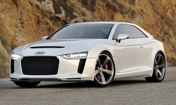 Audi предложит Sport Quattro в двух версиях