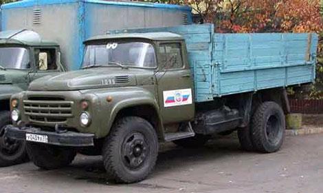 Ю. Лужков приказал ужесточить контроль за грузовиками в центре Москвы
