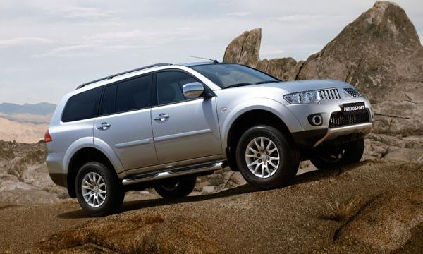 Объявлены цены на Mitsubishi Pajero Sport российской сборки