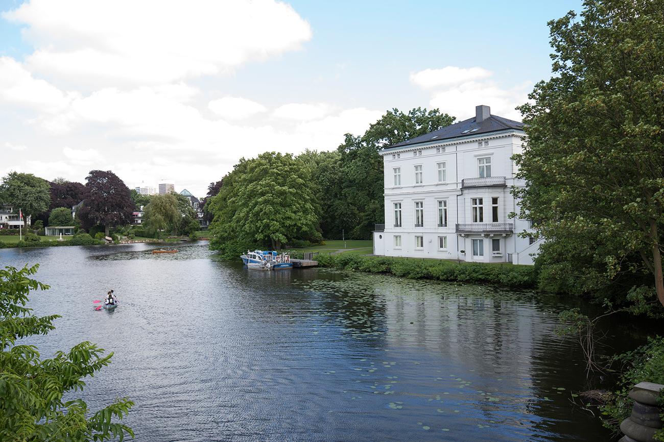 Гостевой дом сената Гамбурга
