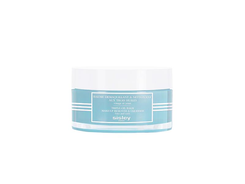 Бальзам для снятия макияжа и очищения кожи с тремя растительными маслами Make-Up Remover Balm, Sisley