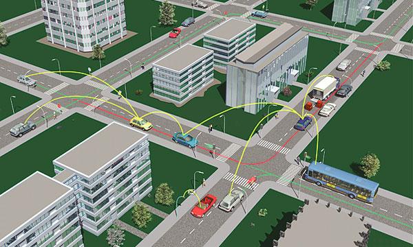 BMW и Renault разработали интерактивную систему оповещения