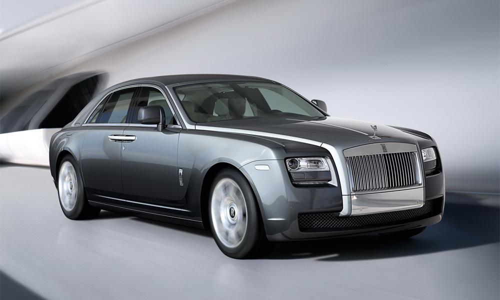 Rolls-Royce расширит модельный ряд Ghost