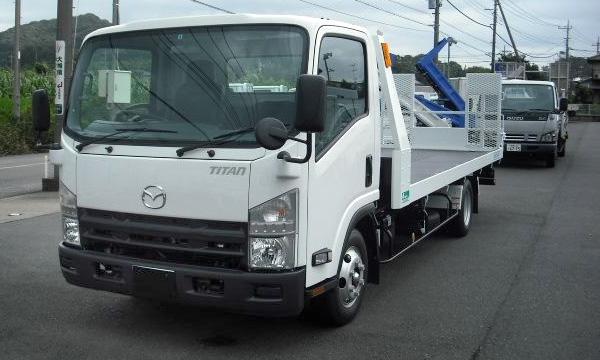 Mazda остановит производство коммерческого транспорта