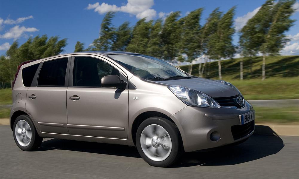 Note – очередной семейный шедевр от Nissan