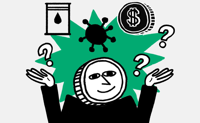 Кризис, халвинг, цена в $3800. Почему биткоин стал популярнее в 2020 году - РБК