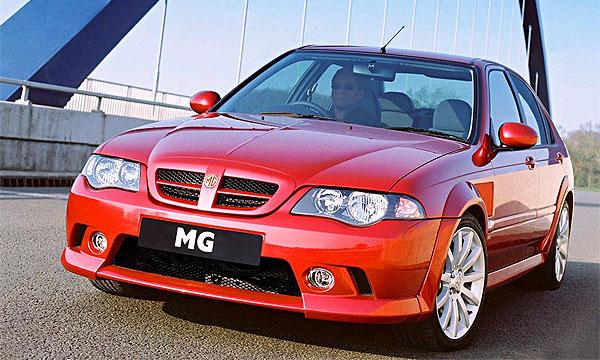 Возобновление производства MG Rover откладывается