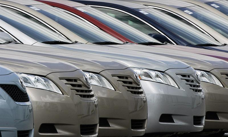 У отозванных из продажи автомобилей Toyota прежние проблемы