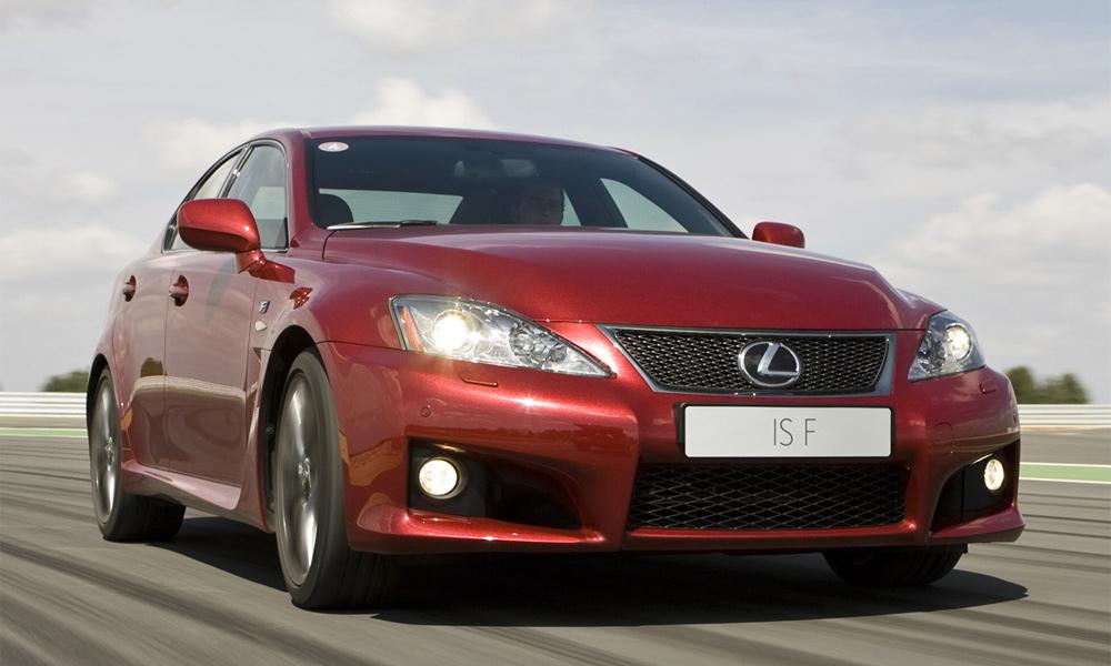 Lexus IS F-Sport: что в нем спортивного