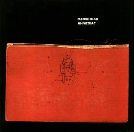 Обложка альбома «Amnesiac»