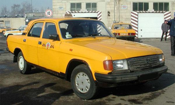 Московские такси внесут в единый реестр