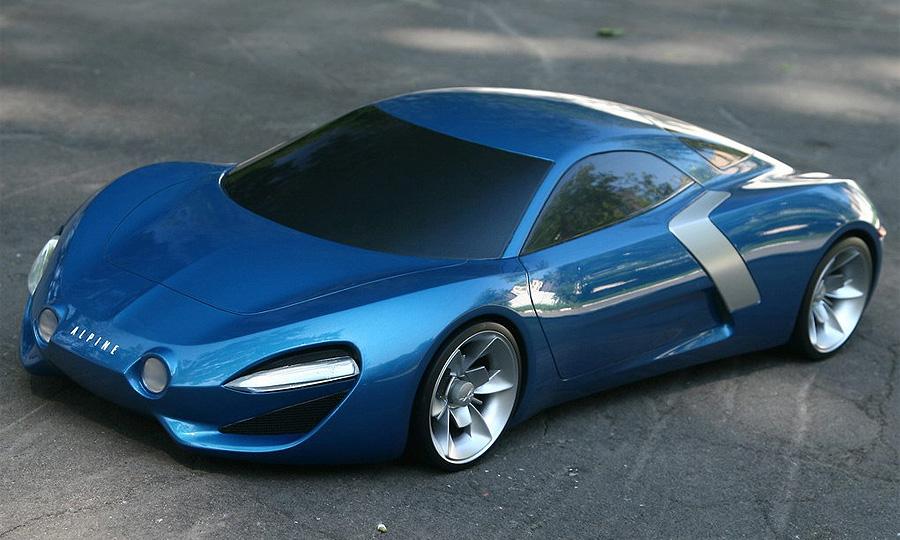 Renault Alpine концепт