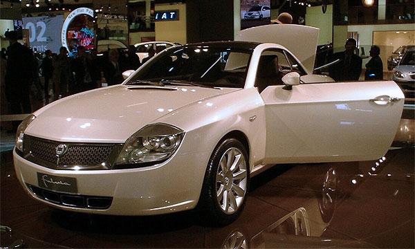 Lancia Fulvia 2003