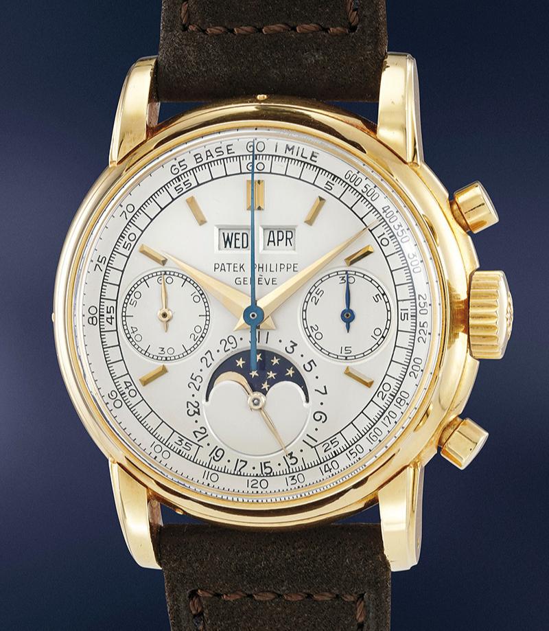 Часы Patek Philippe(Ref. 2499)