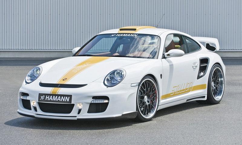 Porsche Hamann Stallion – любой шейх будет доволен