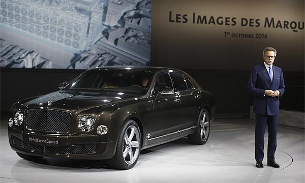 Глава Bugatti рассказал про владельцев автомобилей марки