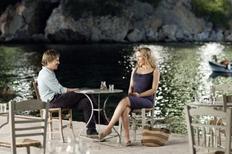 Кадр из фильма «Перед полуночью»