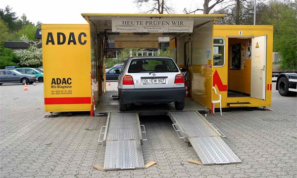 ADAC фальсифицировал выборы лучшего автомобиля года